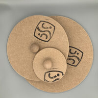 3 round plate mould