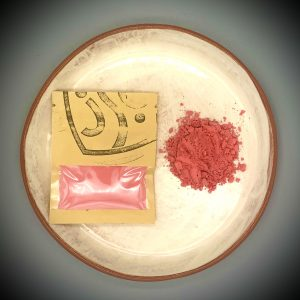 Flaming lips red ceramic pigment for sale 25g