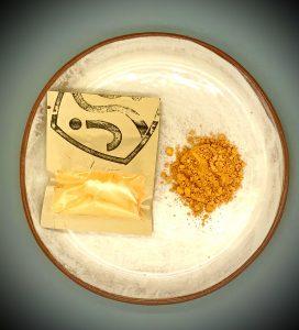 25g pack of orange ceramic pigment for sale