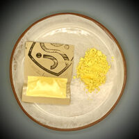 Butter yellow pigment