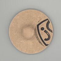 11cm circular mould