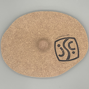 24cm x 18cm rustic oval mould