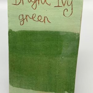 bright ivy green decorating slip for sale