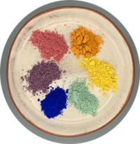 Leadfree Ceramic Pigments. Powder Form.