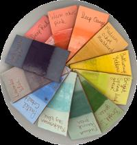 Coloured Slips
