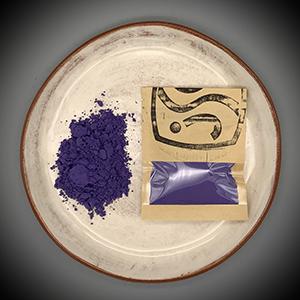Deep Purple pigment