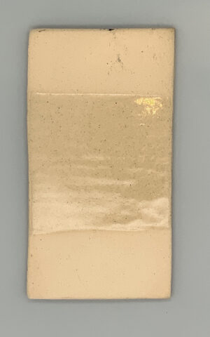 Stoneware Transparent glaze