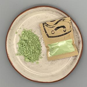 Zingy Green pigment