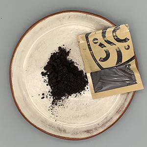 Coal Black Pigment